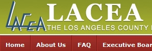 web design Los Angeles County Education Association