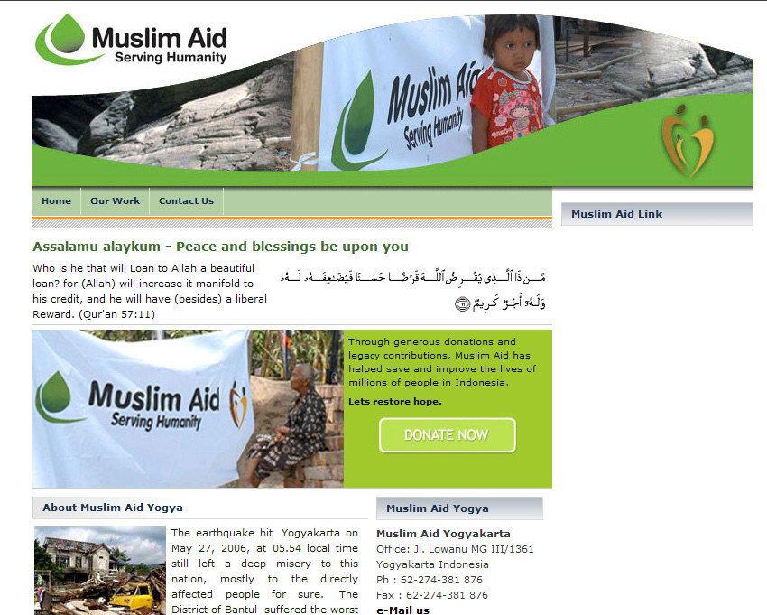 site help aids servicespage