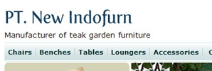 web design New Indofurn